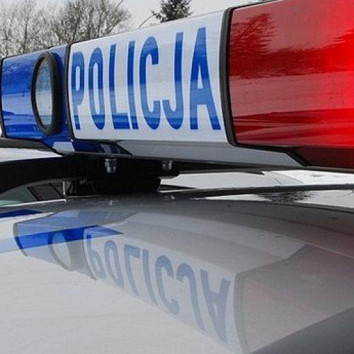 39-letni sprawca śmiertelnego potrącenia pieszej, który uciekł z miejsca wypadku, został zatrzymany w pościgu przez policjantów OPP w Krakowie