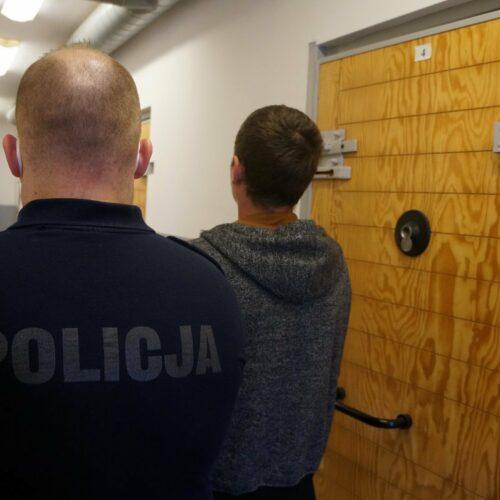 Raciborscy kryminalni zatrzymali dwóch włamywaczy